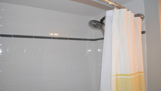 Basement Bathroom Tile Shower Cambridge MA