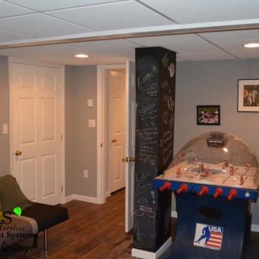 basement finishing systems basement remodeling boston ma