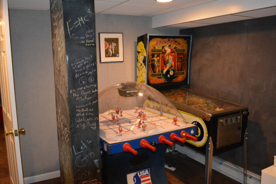 Cool Basement Game Room Kaks Basement Finishing Home