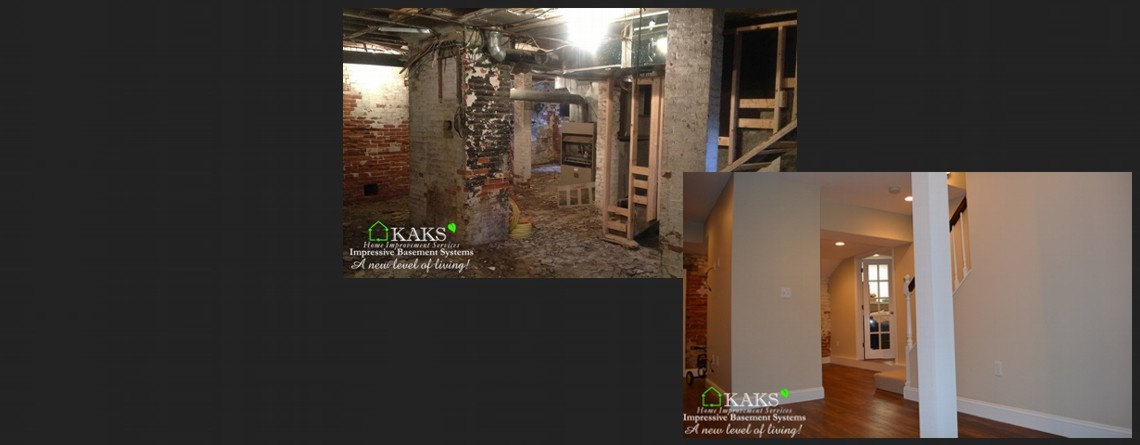 Finishing Basements: That's What We Do!