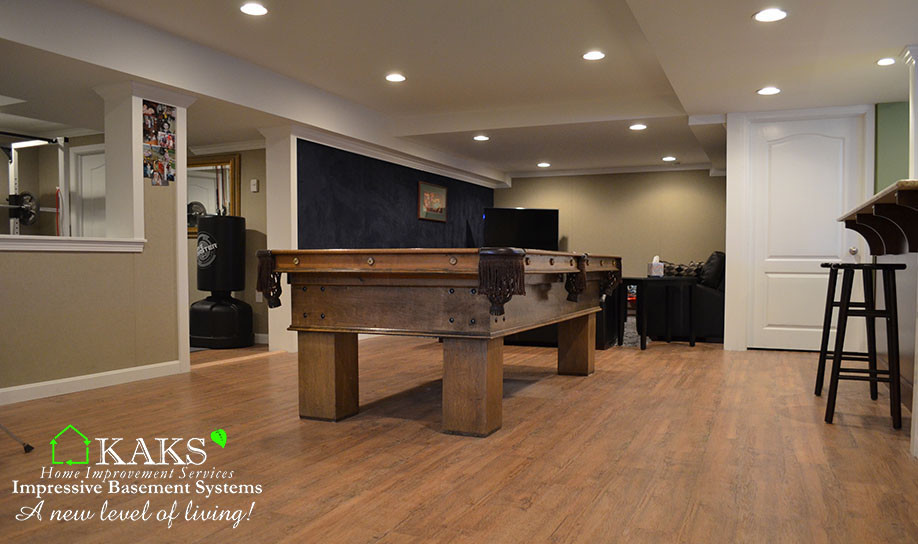 Basement Finishing Systems Boston Ma. - KAKS