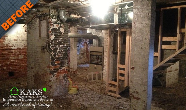basement finishing, basement refinishing, basement remodel boston, MA ,Massachusetts, contractors, company, before