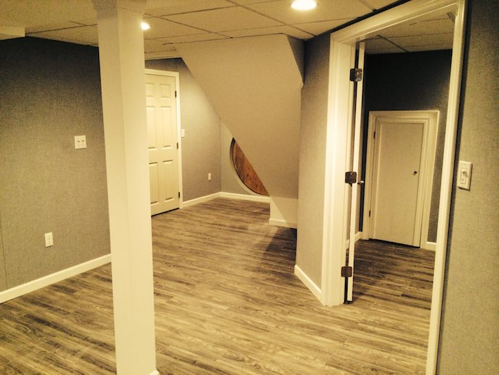 Basement Finish Norwell Ma.