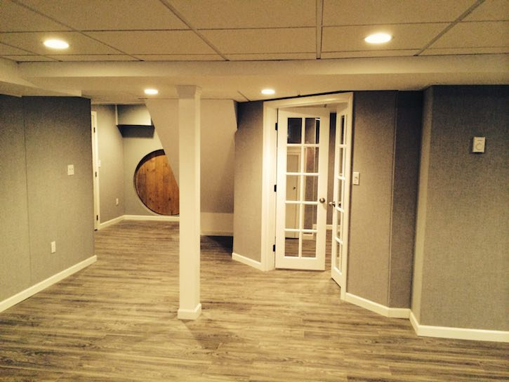 Basement Renovations Norwell Ma.
