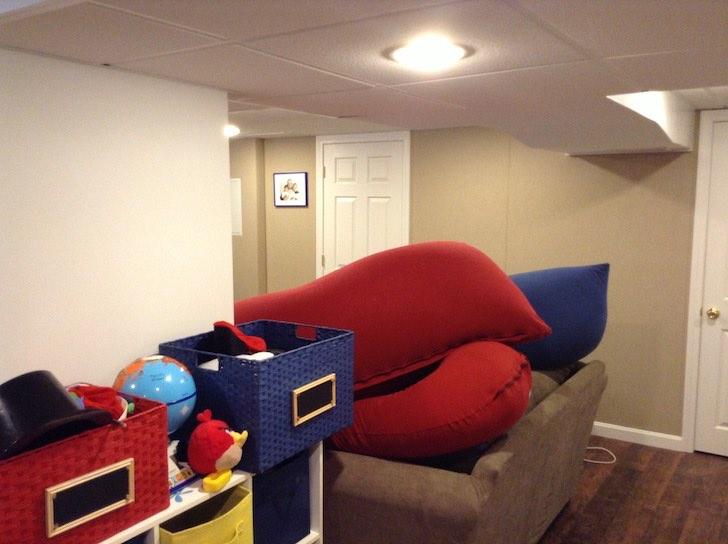 basement playrooms kids play spaces ideas boston ma south shore