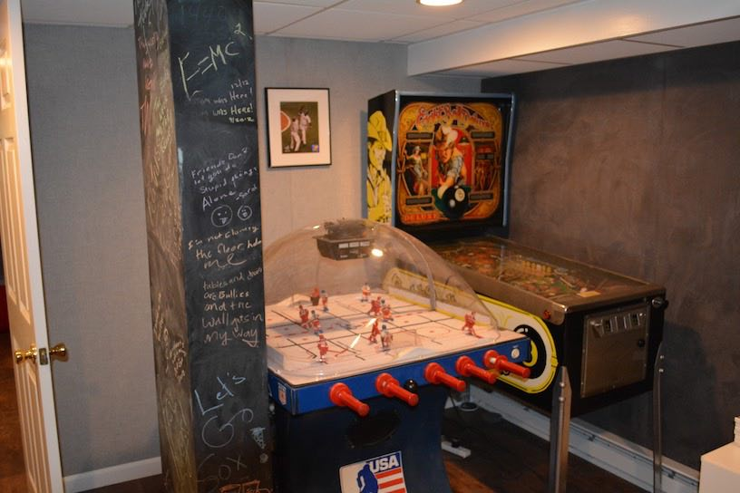 basement rec room ideas – home design inspiration