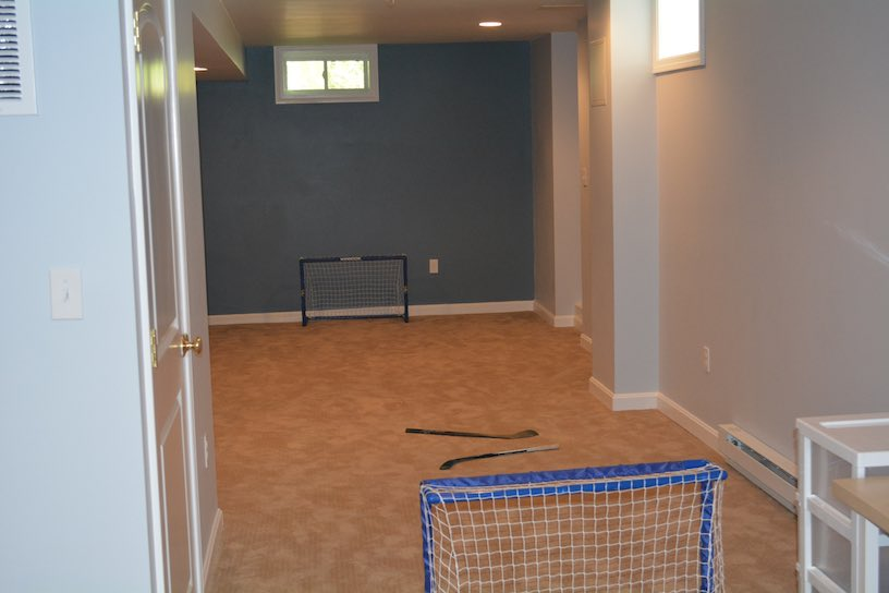 basement playrooms in Boston
