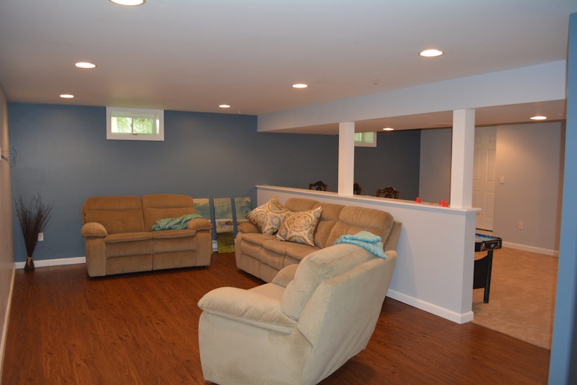 Basement Remodeling Boston basement finishing before & after photos boston, ma, south shore