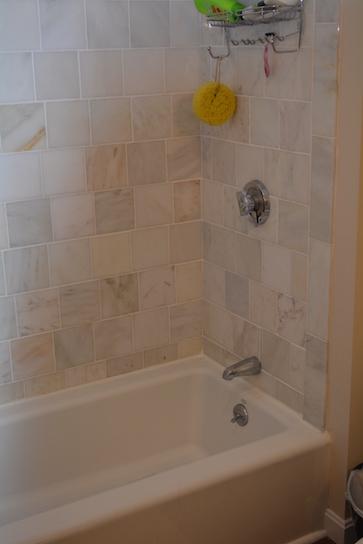 Basement Bath refinish