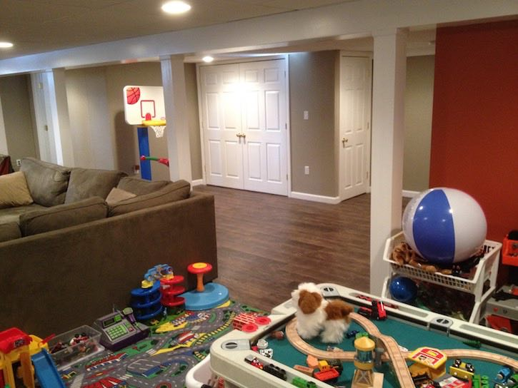 basement playrooms kids play spaces ideas boston ma