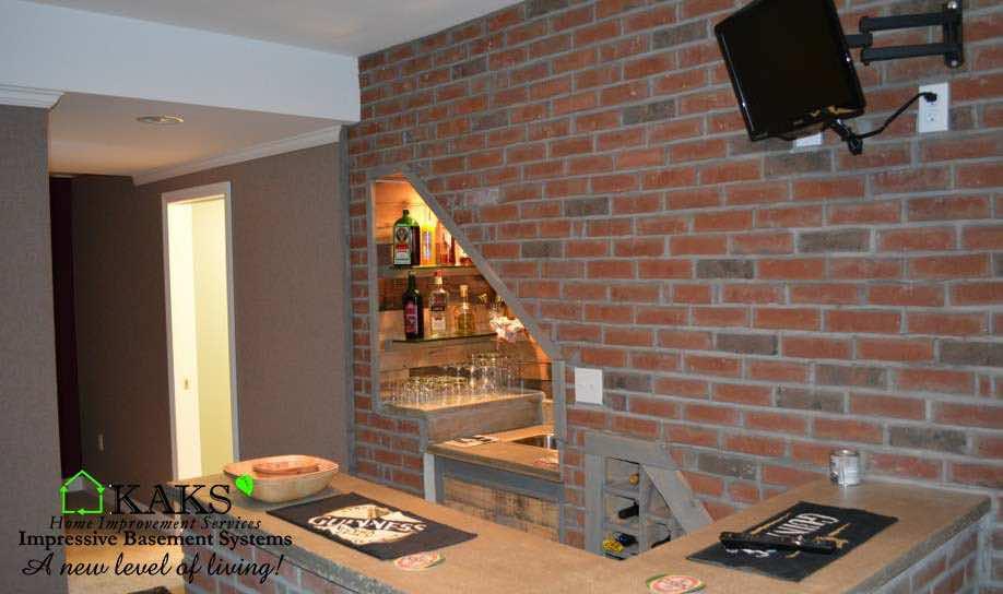 Basement finishing boston the smart way to finish your basement