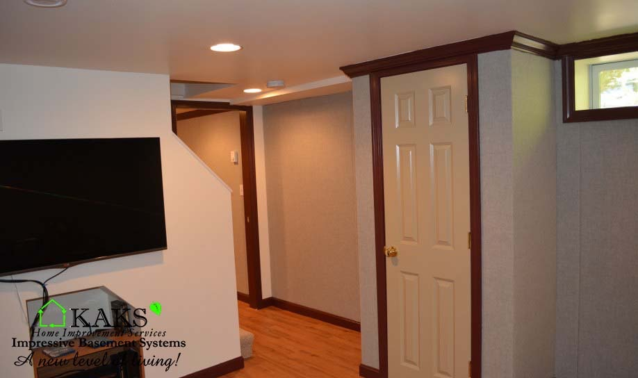Waltham Basement Finishing & Remodeling