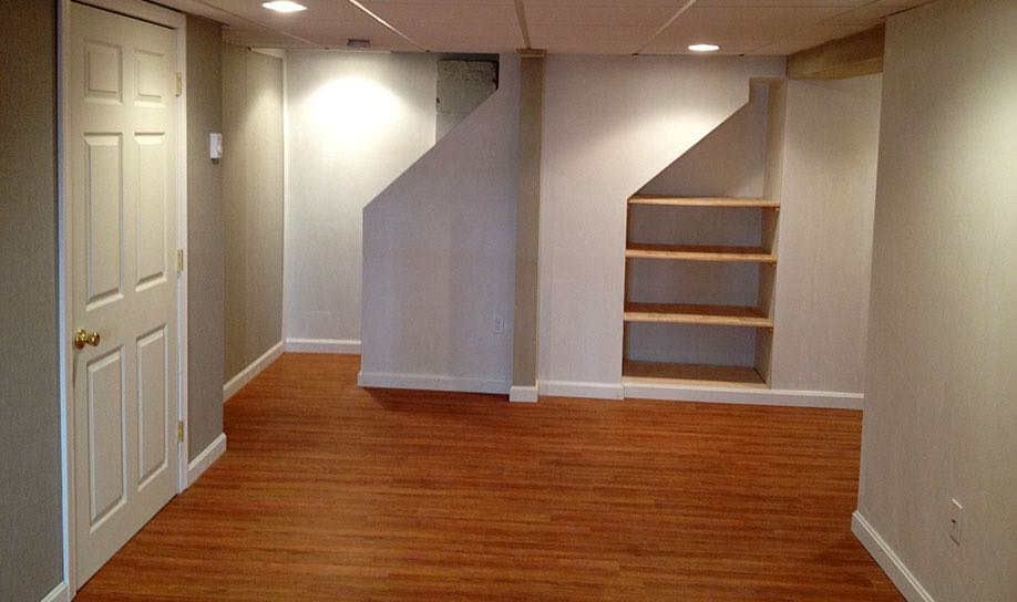 Basement Finishing In Milton By KAKS Basement Finish & Remodel